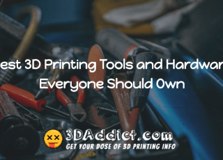 Tools for 3D Printer