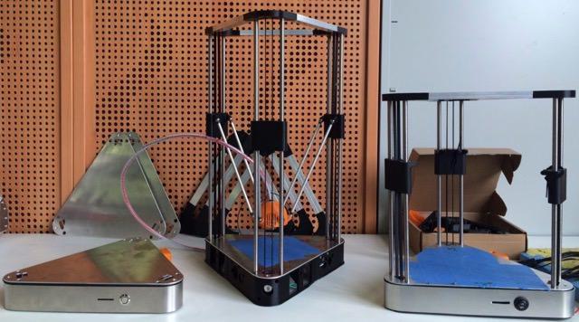 Dagoma NEVA Delta 3D Printer