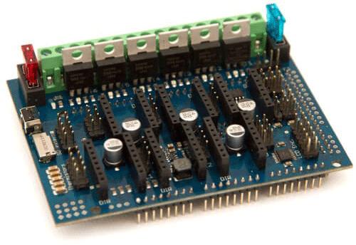 32-bit controller board