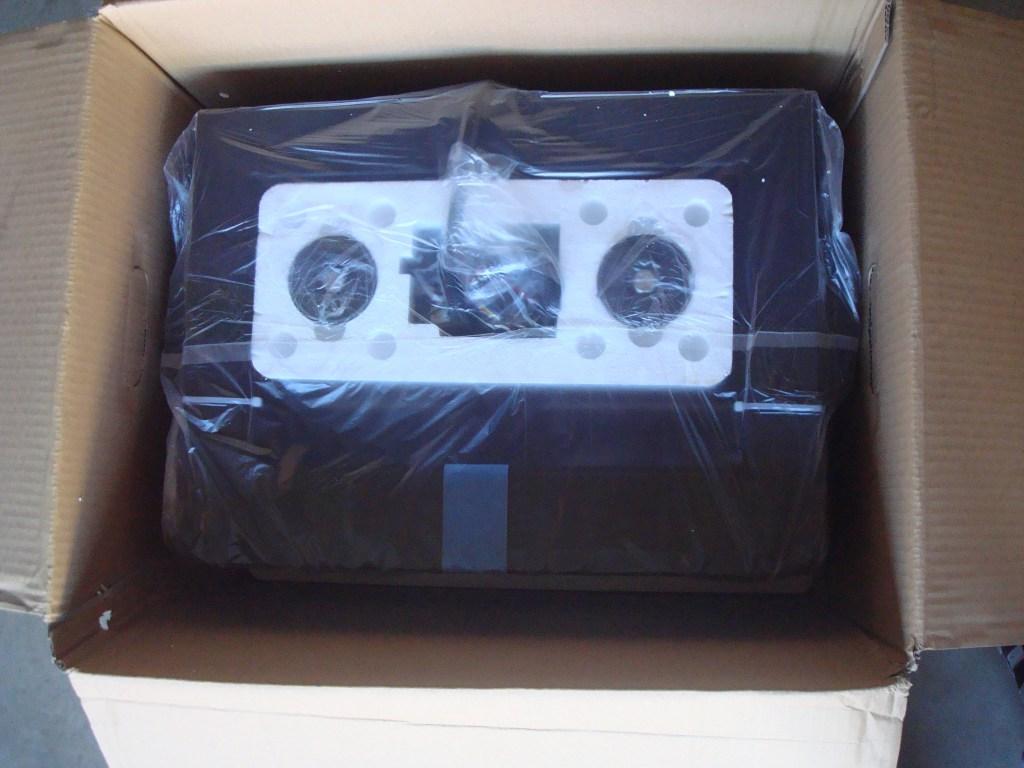 3d printer unboxing