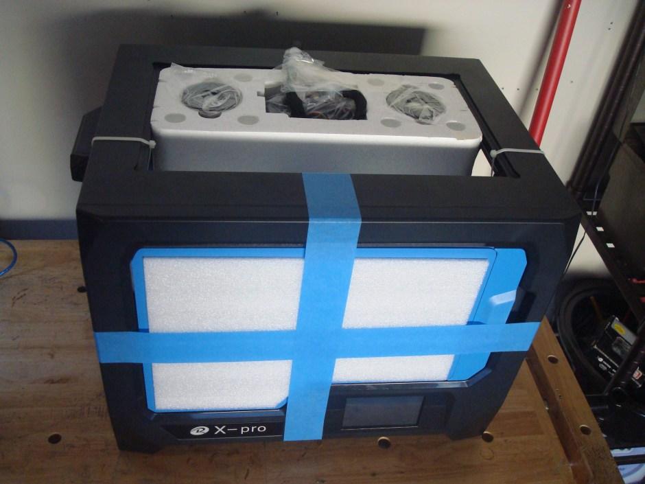 Packaging X-Pro Printer