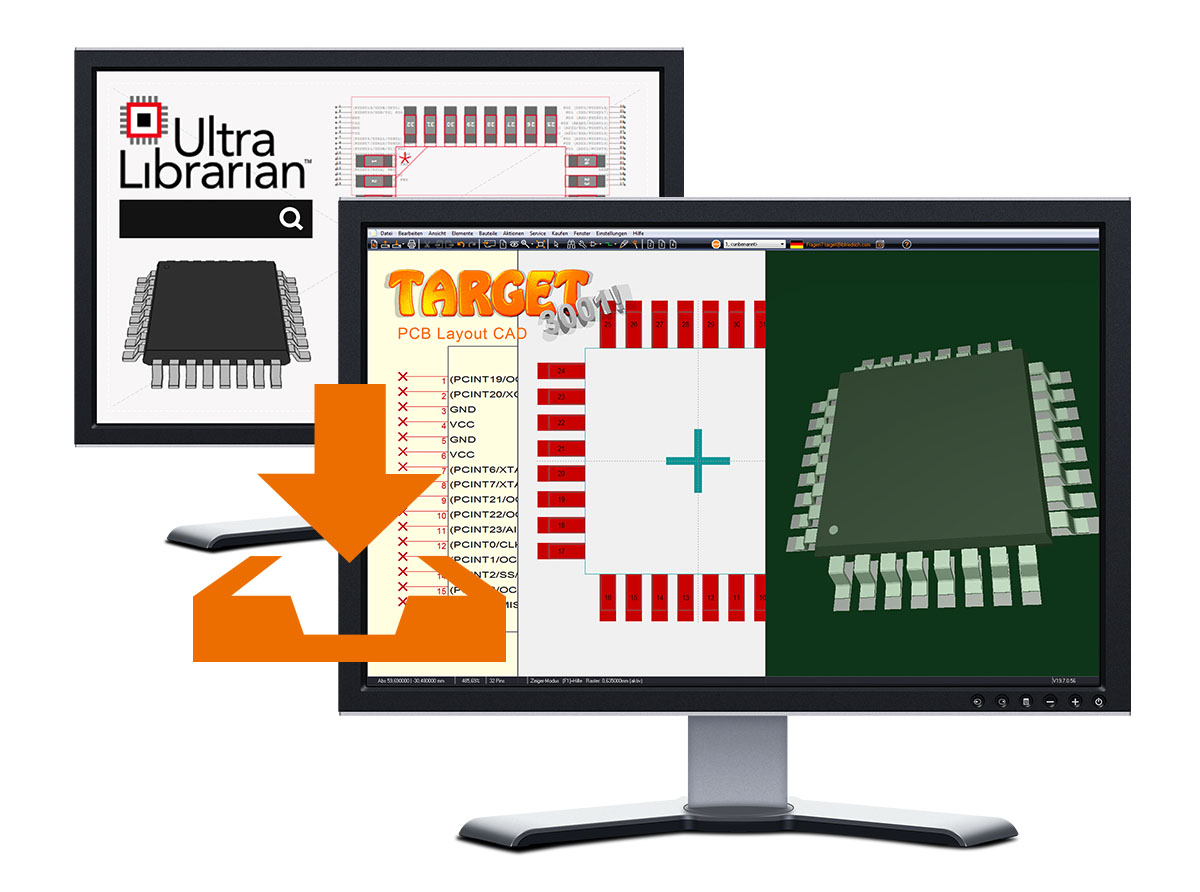 Ultra Librarian A Cad Part Database And 3d Models Available To Pcb How Build Online Using Web Based Eda Tools Electronic According Harald Friedrich Ceo Owner Of Target 3001 Users Can Now Rely On The Accuracy Parts They Into Their Designs