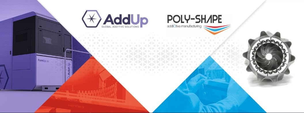 AddUp strengthens its offering in the automotive market thanks to Poly-Shape, provider of 3D Printing services | 3D ADEPT MEDIA