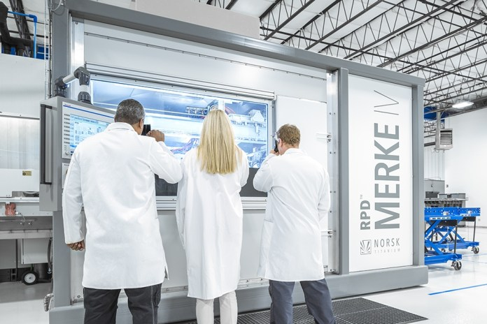 Norsk Titanium & SAE International release specifications for DED additive  manufacturing | 3D ADEPT MEDIA
