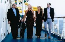 Ken, Jett, Toni, Sarah and Colton