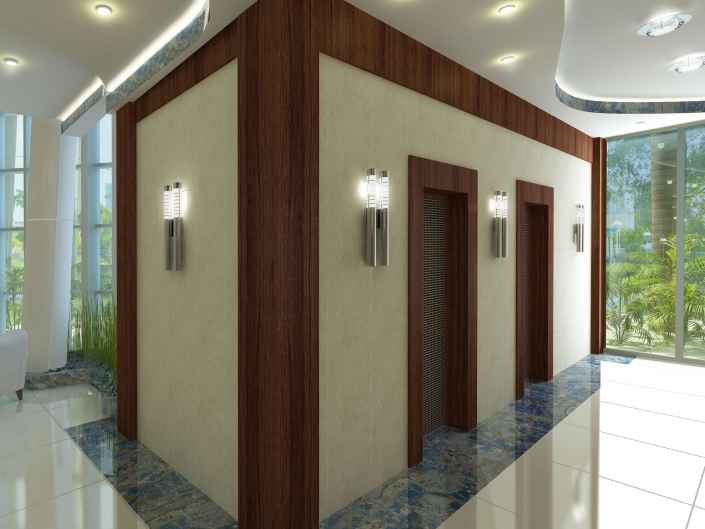 Seagate Properties - Elevator 3D Concept | Fort Lauderdale, Florida