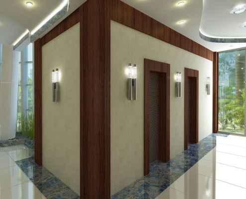 Seagate Properties - Elevator 3D Concept | Fort Lauderdale, Florida