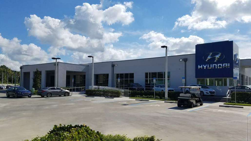 Tamiami Hyundai in Naples - Real Site View