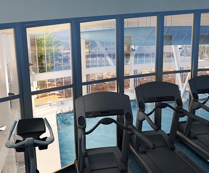 Sun N Fun RV Resort in Sarasota - Overlook - 3D Rendering
