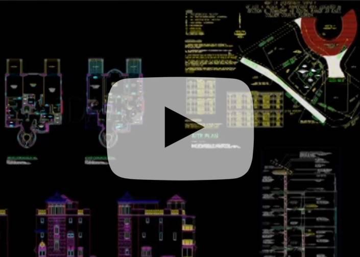 3D Architectural Visualization Process Video