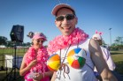 lei bra 2013 Boston Susan G. Komen 3-Day Breast Cancer Walk