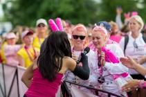 closing 2013 Chicago Susan G. Komen 3-Day breast cancer walk