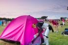 pink tent storm trooper 2013 Twin Cities Susan G. Komen 3-Day breast cancer walk minneapolis st. paul