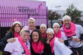 closing 2013 Washington DC d.c. Susan G. Komen 3-Day breast cancer walk