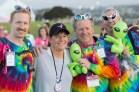 tie dye 2013 San Diego Susan G. Komen 3-Day breast cancer walk