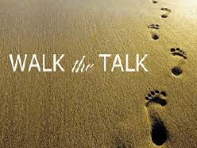 The Book of James - Walk the Talk