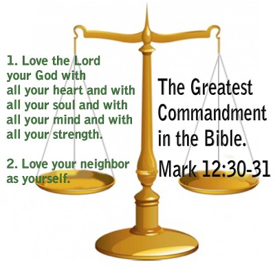 The Greatest Commandment image