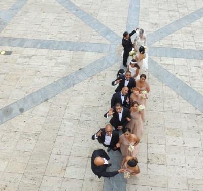 mariage drone lyon