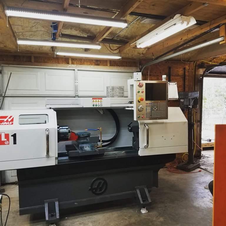 Machine Shop 1