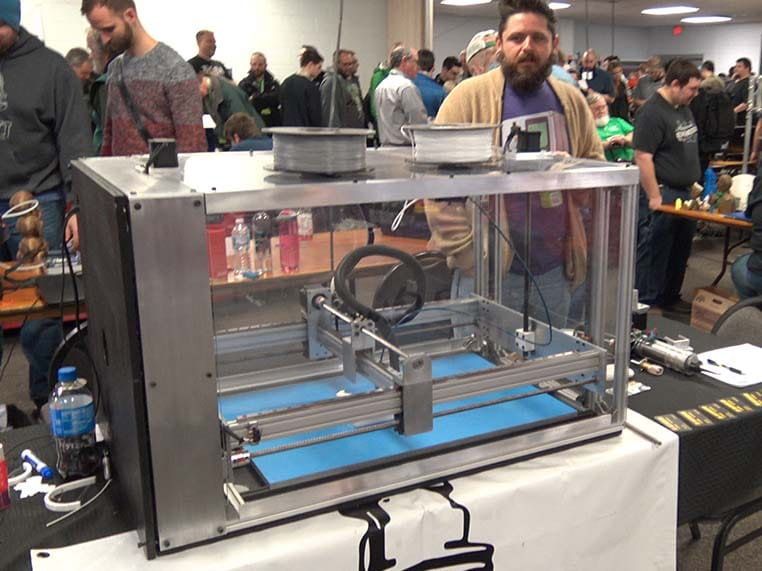Workhorse Printer 1