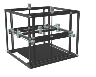 Design Constraints in Large Scale 3D Printers 17