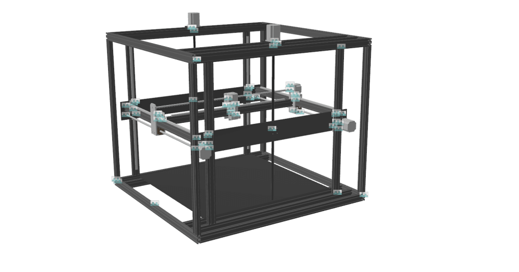 Design Constraints in Large Scale 3D Printers 1