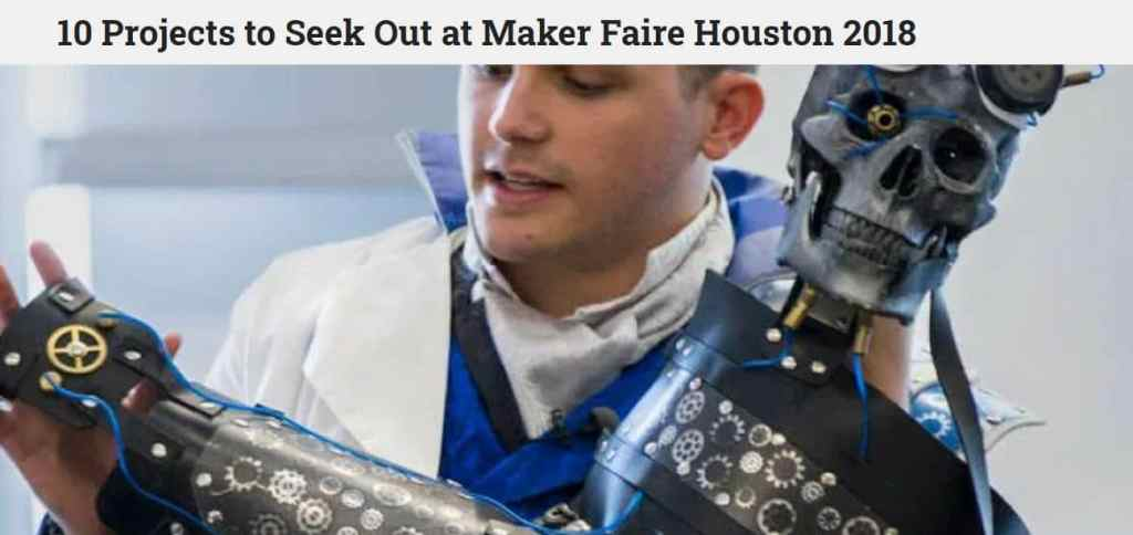 Houston Maker Faire 12