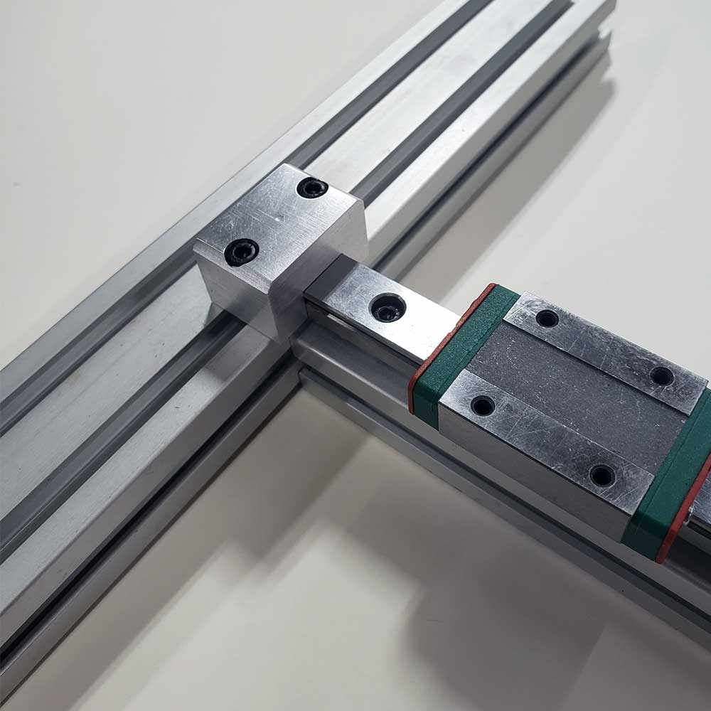 Linear Stops / Endstop Switch Mount 6