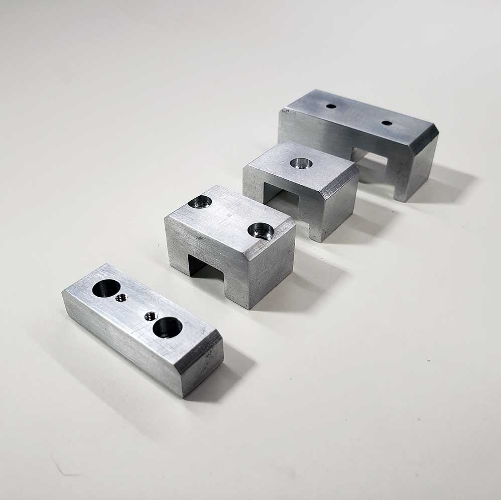 Linear Stops / Endstop Switch Mount 7