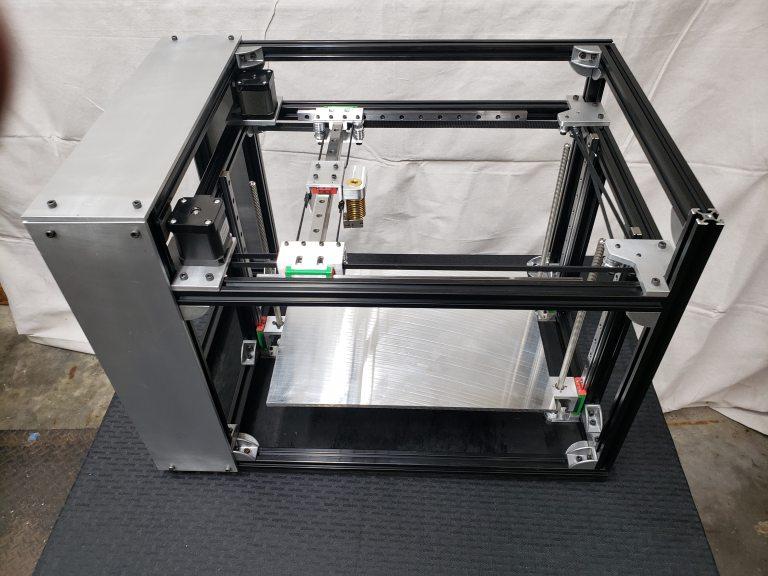 SolidCore CoreXY 3D Primter