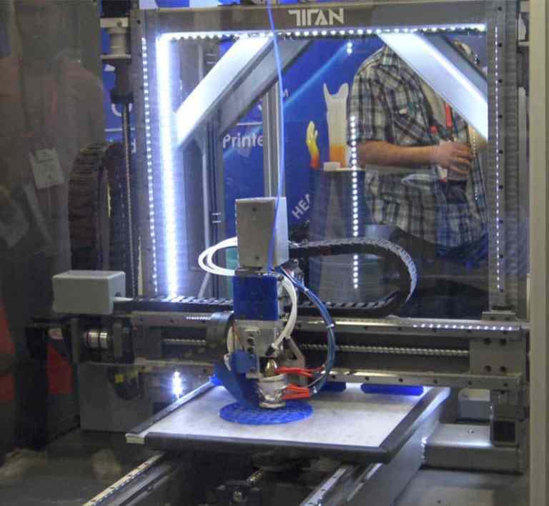 Titan Atlas- High Speed Industrial 3D Printer