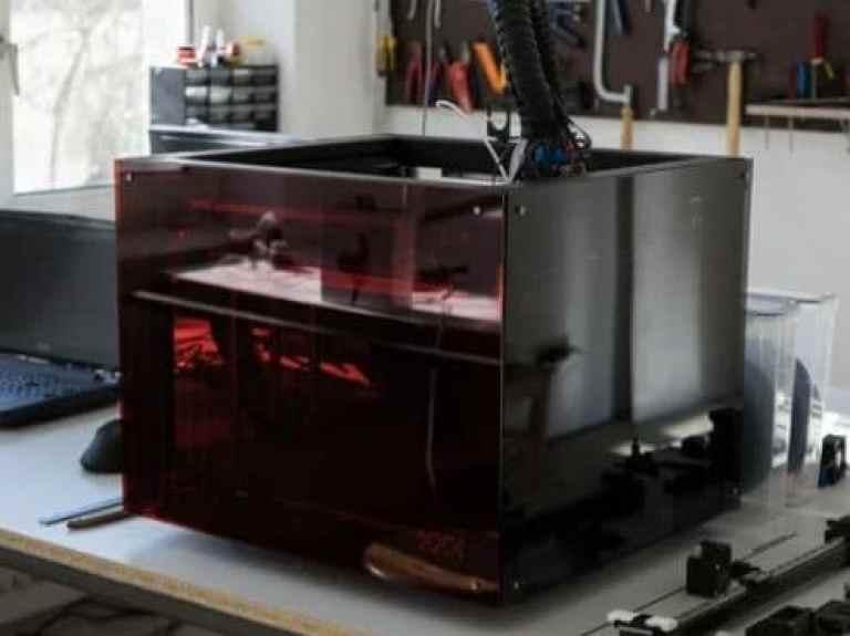 Blackbox ToolChanger 3D Printer