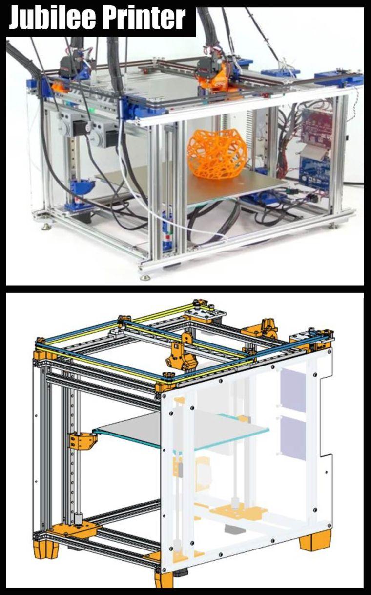 Jubilee 3D Printer