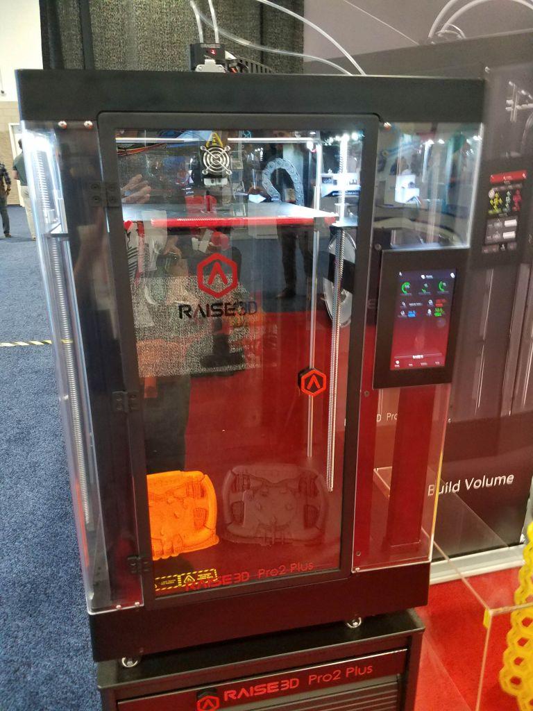 Raise3D 3D Printer