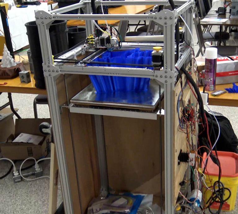 TallBoy CoreXY 3D Printer