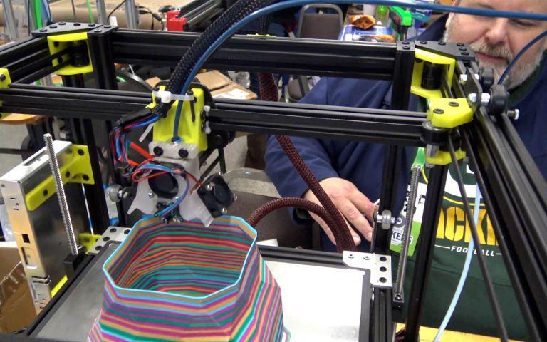 Ratrig V-Core CoreXY 3D Printer