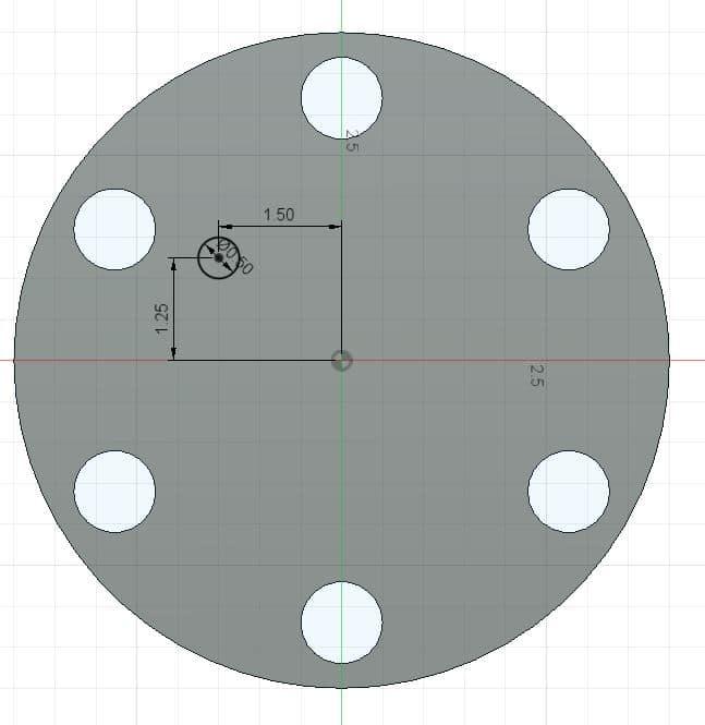 Fusion 360 Tutorial-Circular Pattern-Rectangular Pattern 12