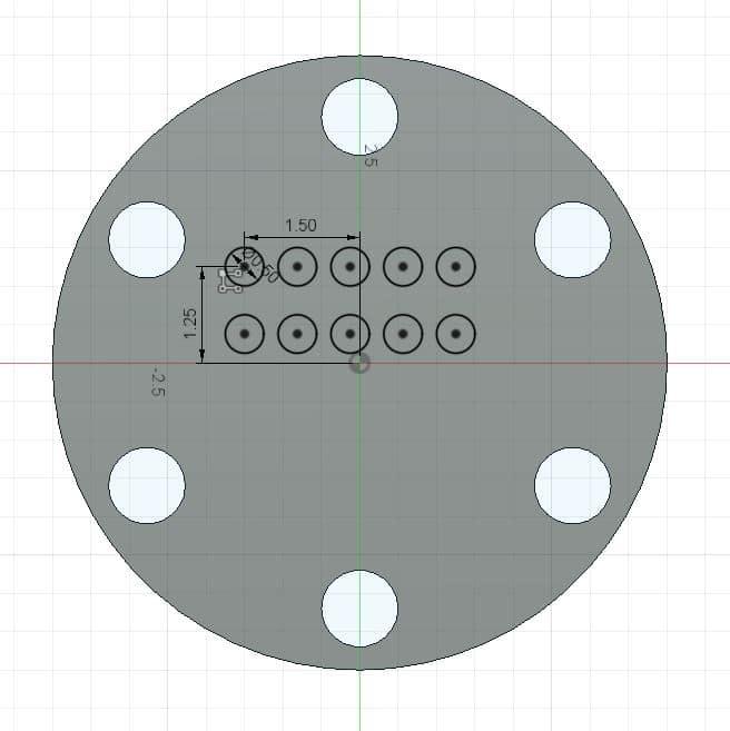 Fusion 360 Tutorial-Circular Pattern-Rectangular Pattern 18
