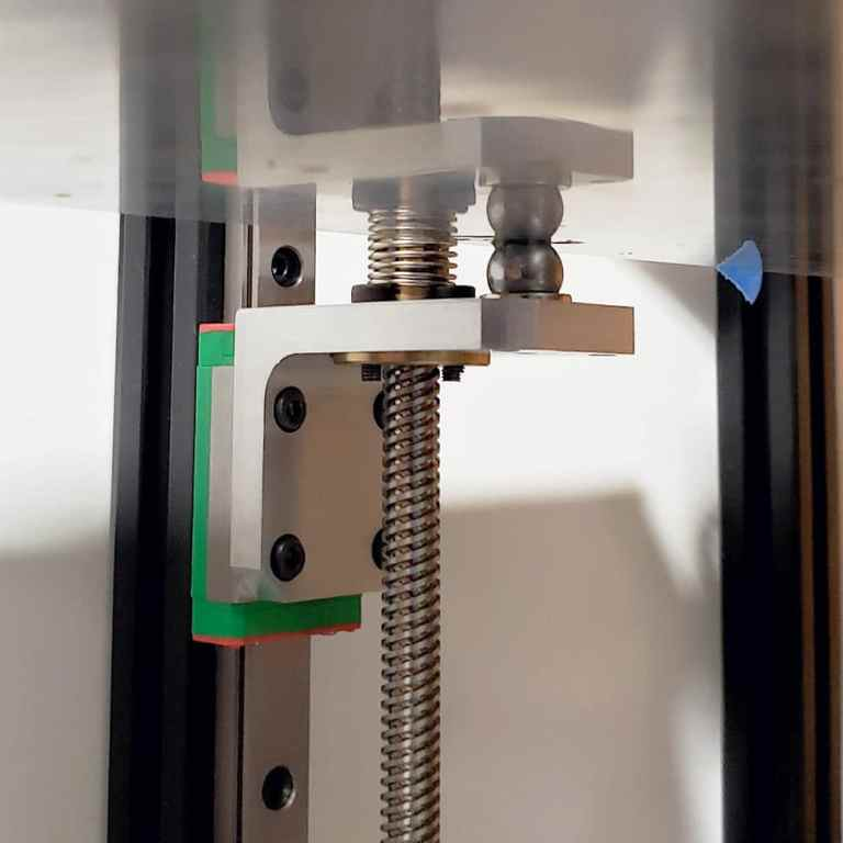SolidCore CoreXY Z-Axis Bed Mounting Bracket
