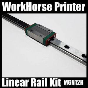 WorkHorse Printer Linear Rail Kit