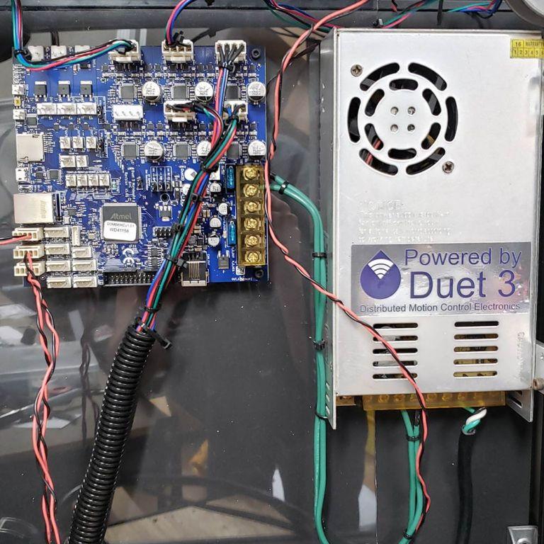 Duet 3 Wiring 1