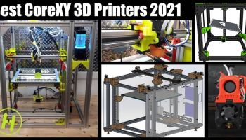 SolidCore CoreXY 3D Printer 1