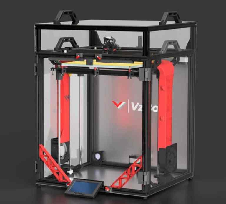 VzBot 3D Printer by Vez3D