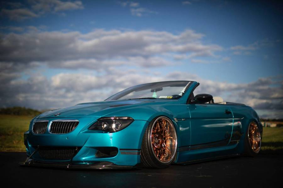 2007 BMW M6 Convertible w/ Air Ride | Deadclutch