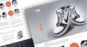 Plantilla PSD para Web