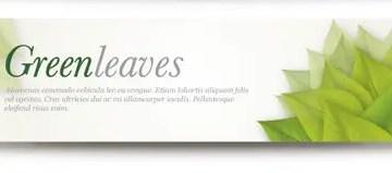 Eco-banners