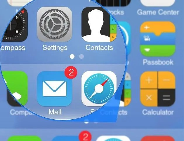iOS GUI 02