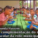 Prefeita Fernanda Hassem