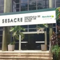 Sesacre abrirá concurso com 350 vagas para contratar médicos, enfermeiros e técnicos