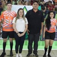Prefeitura de Brasileia realiza abertura do Campeonato Brasileense de Futsal 2019